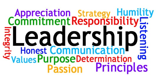 Effective leadership and core values